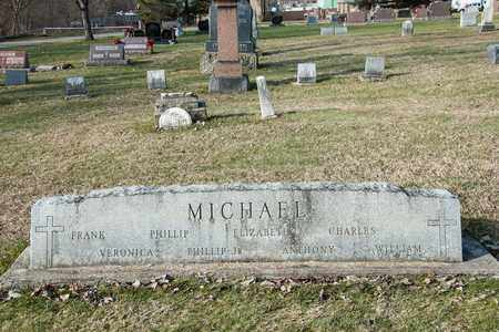 MICHAEL JR, PHILLIP - Richland County, Ohio | PHILLIP MICHAEL JR - Ohio Gravestone Photos