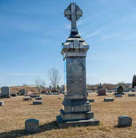 MICHAEL, KATE - Richland County, Ohio | KATE MICHAEL - Ohio Gravestone Photos