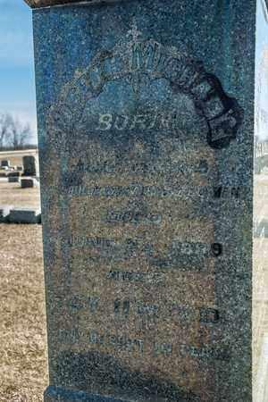 MICHAEL, JOSEPH - Richland County, Ohio | JOSEPH MICHAEL - Ohio Gravestone Photos