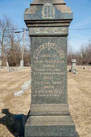 MICHAEL, MARY ELIZEBETH - Richland County, Ohio | MARY ELIZEBETH MICHAEL - Ohio Gravestone Photos