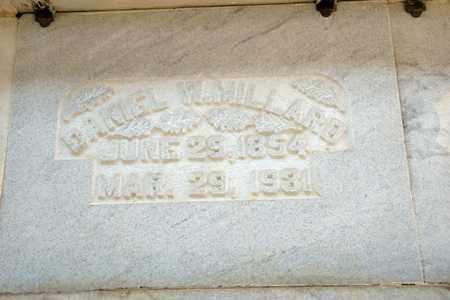 MILLARD, DANIEL W - Richland County, Ohio | DANIEL W MILLARD - Ohio Gravestone Photos
