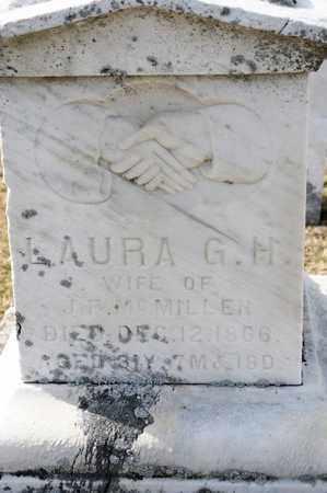 MILLEN, LAURA G H - Richland County, Ohio | LAURA G H MILLEN - Ohio Gravestone Photos