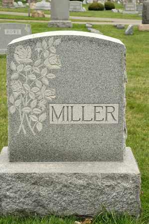 MILLER, JAMES - Richland County, Ohio | JAMES MILLER - Ohio Gravestone Photos