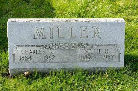 MILLER, CHARLES C - Richland County, Ohio   CHARLES C MILLER - Ohio Gravestone Photos