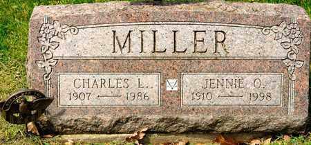 MILLER, CHARLES L - Richland County, Ohio | CHARLES L MILLER - Ohio Gravestone Photos