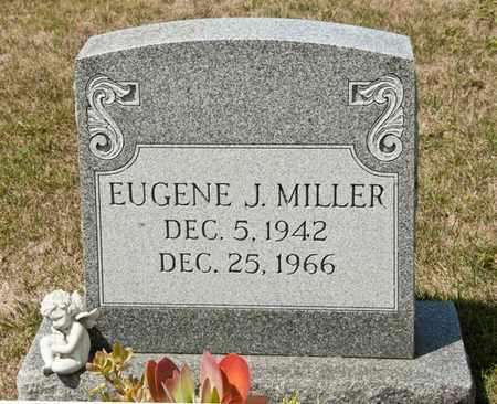 MILLER, EUGENE J - Richland County, Ohio   EUGENE J MILLER - Ohio Gravestone Photos