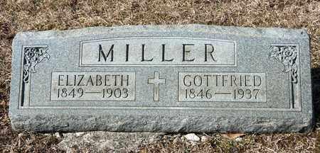 MILLER, GOTTFRIED - Richland County, Ohio | GOTTFRIED MILLER - Ohio Gravestone Photos