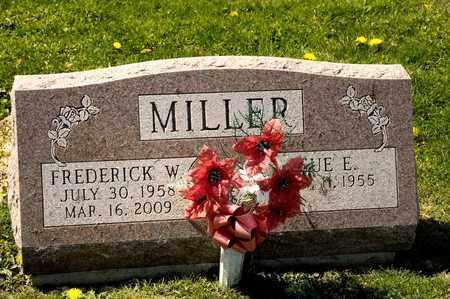 MILLER, FREDERICK W - Richland County, Ohio | FREDERICK W MILLER - Ohio Gravestone Photos