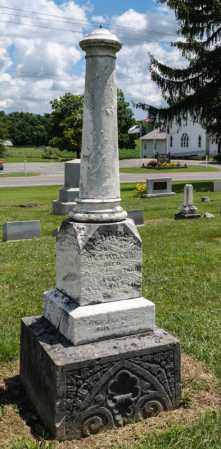 MILLER, GEORGE W - Richland County, Ohio   GEORGE W MILLER - Ohio Gravestone Photos