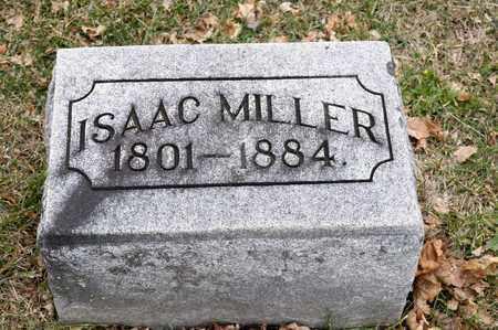MILLER, ISAAC - Richland County, Ohio | ISAAC MILLER - Ohio Gravestone Photos