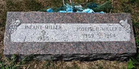 MILLER, INFANT - Richland County, Ohio | INFANT MILLER - Ohio Gravestone Photos