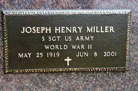 MILLER, JOSEPH HENRY - Richland County, Ohio | JOSEPH HENRY MILLER - Ohio Gravestone Photos