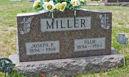 MILLER, TILLIE - Richland County, Ohio   TILLIE MILLER - Ohio Gravestone Photos