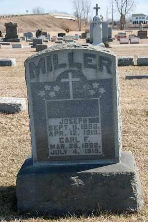 MILLER, JOSEPH - Richland County, Ohio | JOSEPH MILLER - Ohio Gravestone Photos