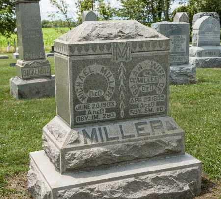 MILLER, SARAH - Richland County, Ohio | SARAH MILLER - Ohio Gravestone Photos