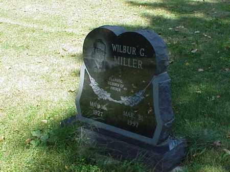 MILLER, WILBUR G. - Richland County, Ohio | WILBUR G. MILLER - Ohio Gravestone Photos