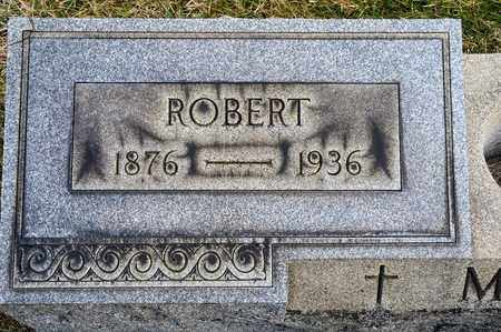MISH, ROBERT - Richland County, Ohio   ROBERT MISH - Ohio Gravestone Photos