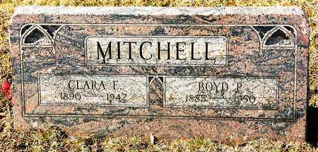 MITCHELL, CLARA E - Richland County, Ohio | CLARA E MITCHELL - Ohio Gravestone Photos