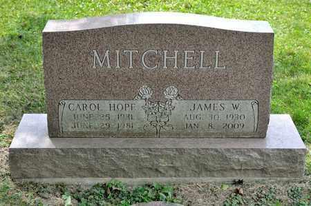 MITCHELL, CAROL HOPE - Richland County, Ohio   CAROL HOPE MITCHELL - Ohio Gravestone Photos