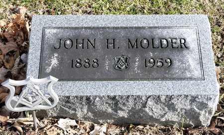 MOLDER, JOHN H - Richland County, Ohio | JOHN H MOLDER - Ohio Gravestone Photos