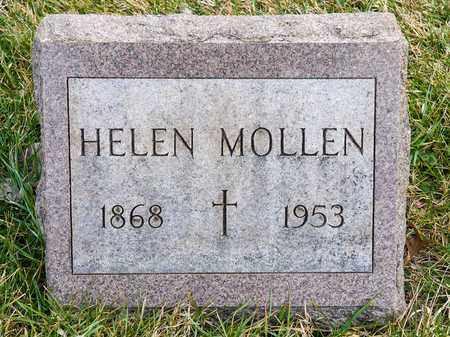 MOLLEN, HELEN - Richland County, Ohio | HELEN MOLLEN - Ohio Gravestone Photos