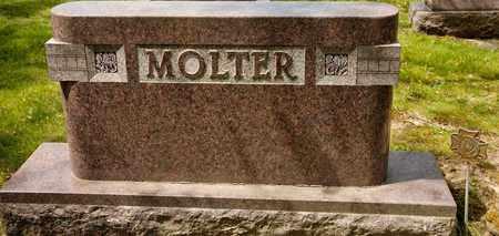 MOLTER, JAMES B - Richland County, Ohio | JAMES B MOLTER - Ohio Gravestone Photos