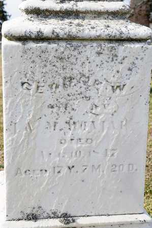 MONJAR, GEORGE W - Richland County, Ohio   GEORGE W MONJAR - Ohio Gravestone Photos