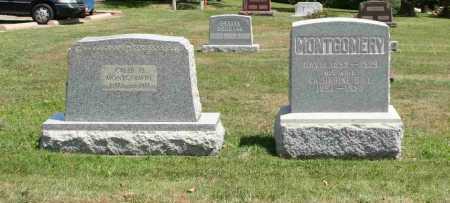 MONTGOMERY, CATHERINE - Richland County, Ohio | CATHERINE MONTGOMERY - Ohio Gravestone Photos
