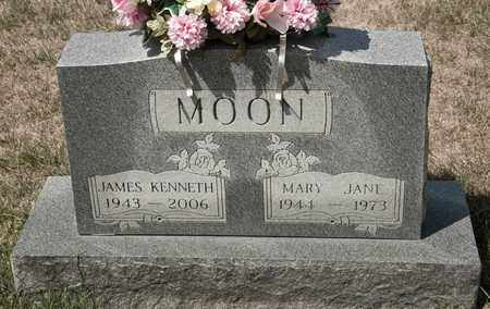 MOON, MARY JANE - Richland County, Ohio   MARY JANE MOON - Ohio Gravestone Photos