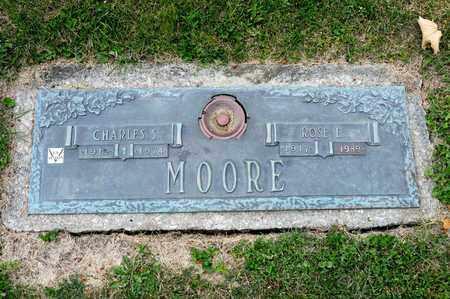 MOORE, ROSE E - Richland County, Ohio | ROSE E MOORE - Ohio Gravestone Photos