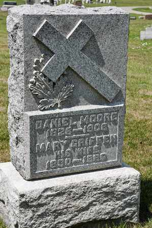 MOORE, MARY - Richland County, Ohio | MARY MOORE - Ohio Gravestone Photos