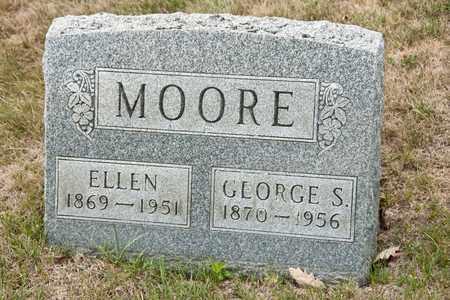 MOORE, GEORGE S - Richland County, Ohio | GEORGE S MOORE - Ohio Gravestone Photos