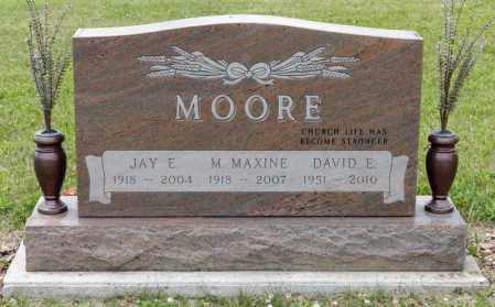 STOFFER MOORE, M MAXINE - Richland County, Ohio | M MAXINE STOFFER MOORE - Ohio Gravestone Photos