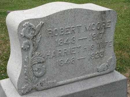 MOORE, HARRIET - Richland County, Ohio | HARRIET MOORE - Ohio Gravestone Photos