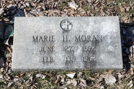 MORAN, MARIE H - Richland County, Ohio   MARIE H MORAN - Ohio Gravestone Photos