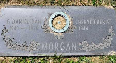 MORGAN, G DANIEL - Richland County, Ohio | G DANIEL MORGAN - Ohio Gravestone Photos