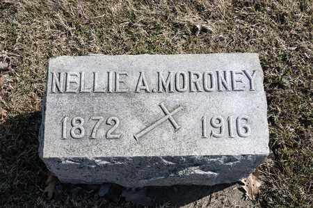 MORONEY, NELLIE A - Richland County, Ohio   NELLIE A MORONEY - Ohio Gravestone Photos