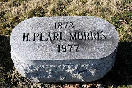MORRIS, H PEARL - Richland County, Ohio | H PEARL MORRIS - Ohio Gravestone Photos