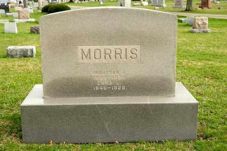 MORRIS, JONATHAN T - Richland County, Ohio | JONATHAN T MORRIS - Ohio Gravestone Photos