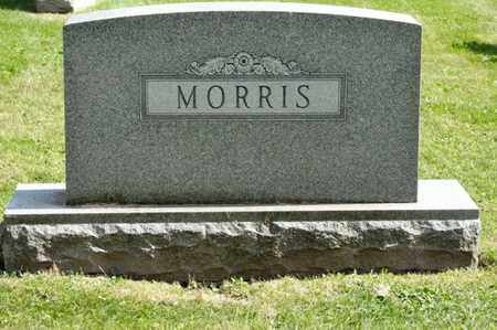 MORRIS, JANE B - Richland County, Ohio | JANE B MORRIS - Ohio Gravestone Photos
