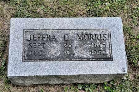 MORRIS, JEFFRA C - Richland County, Ohio | JEFFRA C MORRIS - Ohio Gravestone Photos