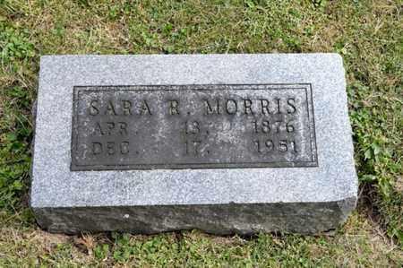 MORRIS, SARA R - Richland County, Ohio   SARA R MORRIS - Ohio Gravestone Photos