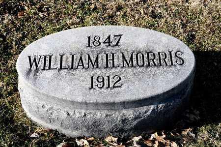 MORRIS, WILLIAM H - Richland County, Ohio   WILLIAM H MORRIS - Ohio Gravestone Photos