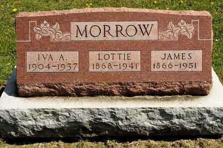 MORROW, JAMES - Richland County, Ohio | JAMES MORROW - Ohio Gravestone Photos