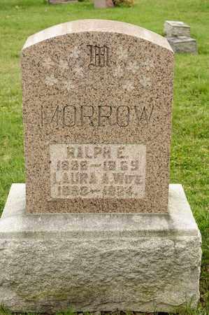 MORROW, LAURA A - Richland County, Ohio | LAURA A MORROW - Ohio Gravestone Photos