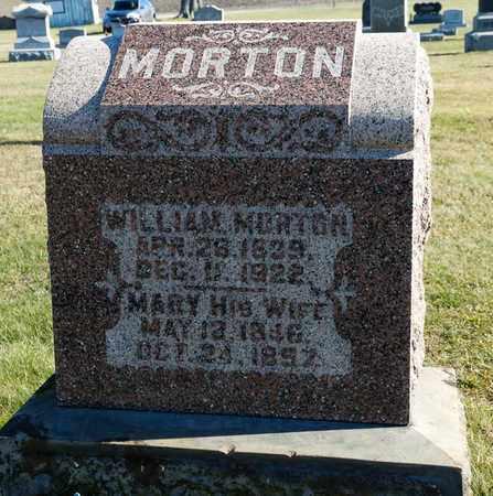 MORTON, WILLIAM - Richland County, Ohio   WILLIAM MORTON - Ohio Gravestone Photos