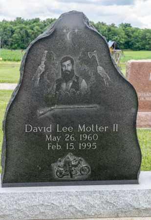 MOTTER, DAVID LEE - Richland County, Ohio | DAVID LEE MOTTER - Ohio Gravestone Photos