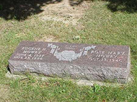 MOWRY, ROSE MARY - Richland County, Ohio | ROSE MARY MOWRY - Ohio Gravestone Photos