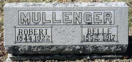 MULLENGER, BELLE - Richland County, Ohio | BELLE MULLENGER - Ohio Gravestone Photos