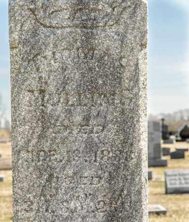 MULLINS, THOMAS - Richland County, Ohio | THOMAS MULLINS - Ohio Gravestone Photos